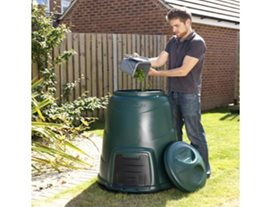 Garden & Home Recycling