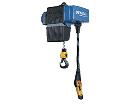 Chain & Rope Hoists