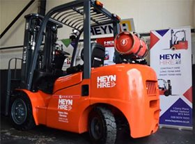 Forklift Trucks for Hire
