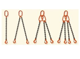 Single Leg Chain Slings
