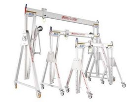 REID Lifting Porta Davit & Gantry Equipment