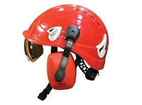 Height Safety Belts & Helmets