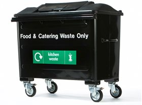 Wheeled Catering Bins