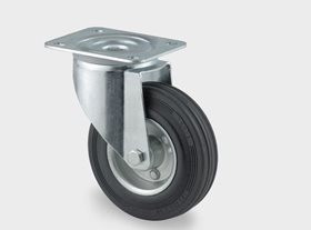 Series 3470 DVR Industrial Castors