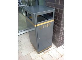 Value Litter Bin