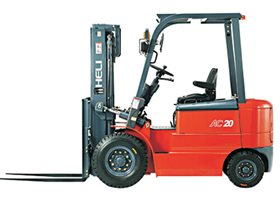 Heli Electric AC 4 Wheeled 1.5t - 3.5t Counterbalance Truck
