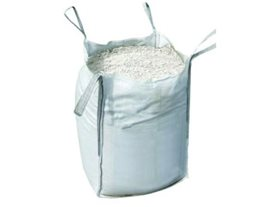 1000Kg Bulk Bags of White De Icing Salt