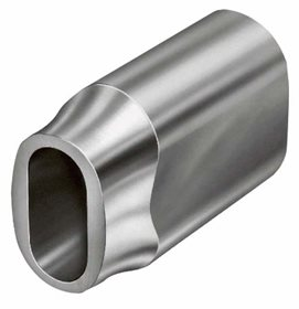 9mm Tapered Alloy Ferrule