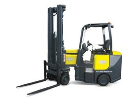 Aisle-Master Very Narrow Aisle Articulated Forklift