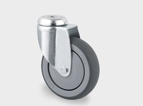Series 7470 Stainless Steel Institutional Castors