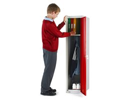 Single Door Locker for Schools
