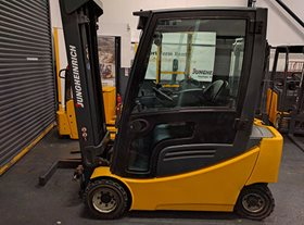 Used Jungheinrich EFG 320 Electric Counterbalance Truck