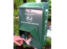 Dog Glove Dispenser