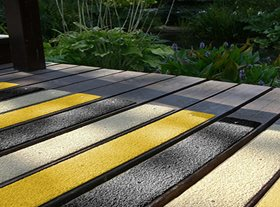 Anti-Slip Decking Strips (1 metre)