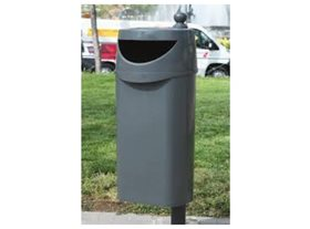 Europa 50 Post Mounted Litter Bin