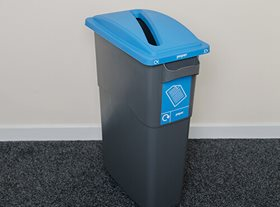 EcoSort Midi Paper Recycling Bins