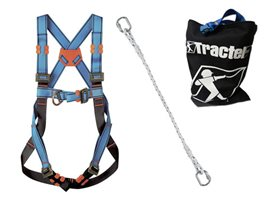Tractel Fall Restraint Kit - Cherry Pickers/Platforms