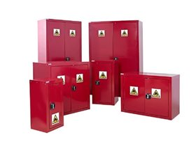 Petroleum & Flammable Liquids Storage Cupboards