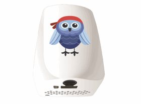 Veltia F5 Eco-Owl Hand Dryer