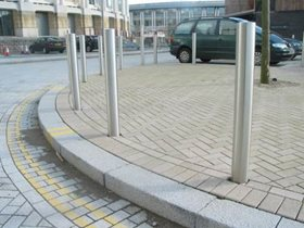 Zenith Stainless Steel Bollards