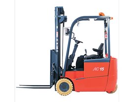 Heli Electric 3 Wheel Counterbalance Forklift 1.5-2t