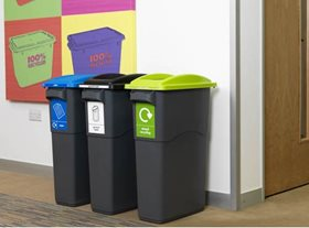 EcoSort Maxi Recycling Bins