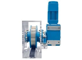 Angular Geared Motors