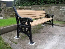 Eastgate Bench Seat