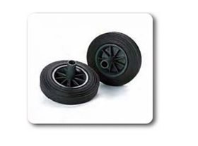 200mm Wheeled Bin Wheels for 240 Ltr Bins