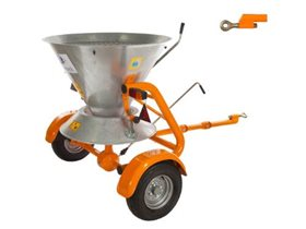 Gladiator Towable Grit Spreader - (Pin Hitch)