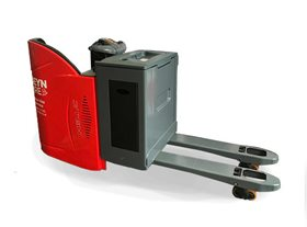 Heli 2.0t Ride-on Electric Pallet Truck