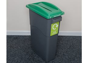 EcoSort Midi Mixed Recycling Bins