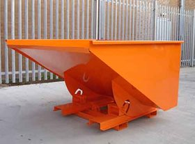 Combi Tipping Skip