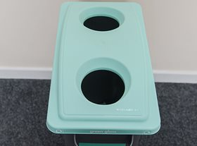 EcoSort Midi Glass Recycling Bin