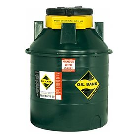 ORB350 Waste Oil Tank