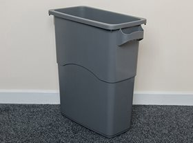 EcoSort Midi Recycling Bins - Various streams
