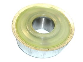 Bearings for pallet truck load wheel