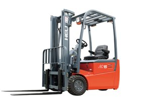 Heli 1.5t 24v Electric 3 Wheel Rear Wheel Drive Forklift